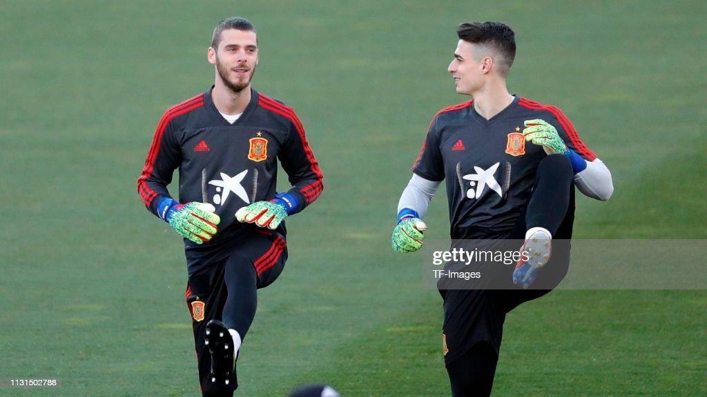 ESP: Spain Training