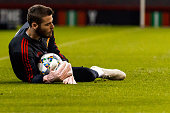 cardiff wales goalkeeper david de gea