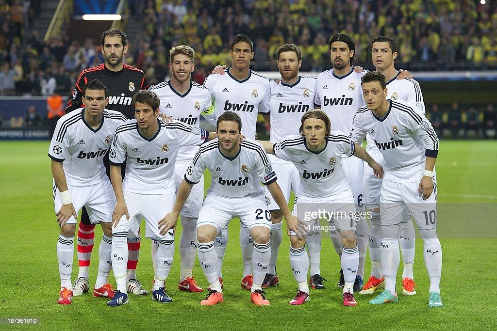 Champions League - Borussia Dortmund v Real Madrid : News Photo