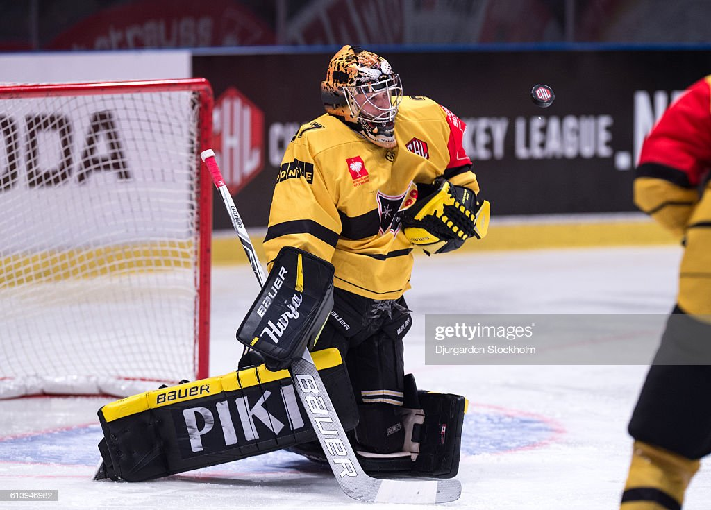 Djurgarden Stockholm v KalPa Kuopio - Champions Hockey League : News Photo