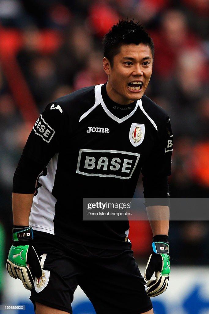 Standard de Liege vs Anderlecht - Jupiler League : ニュース写真