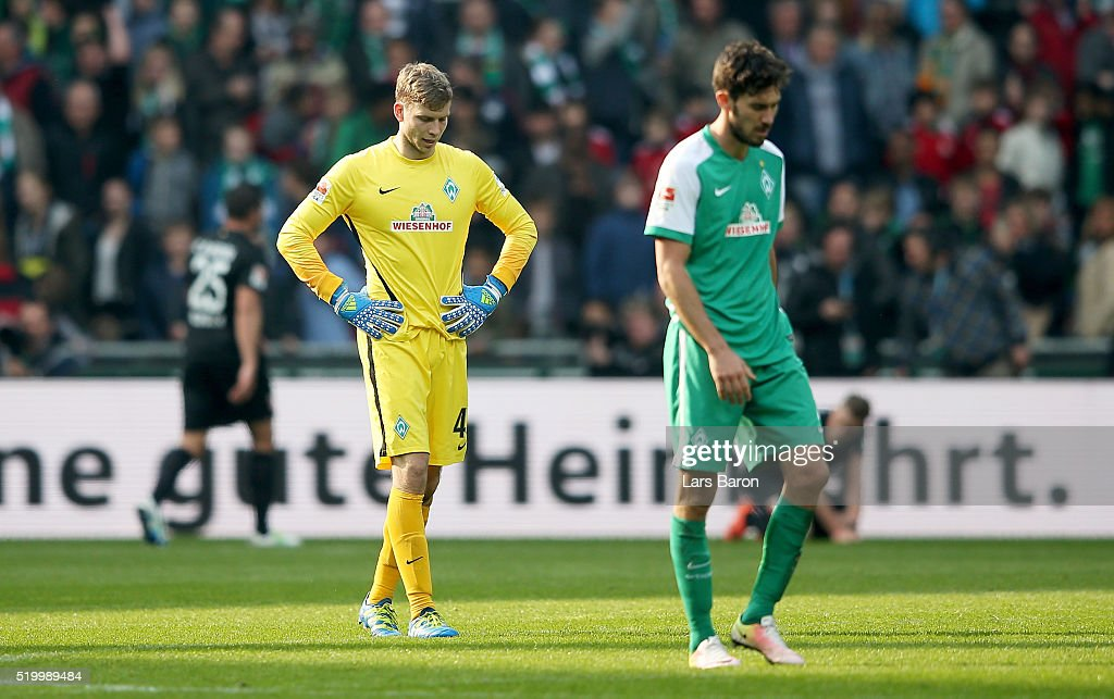 Werder Bremen v FC Augsburg - Bundesliga : News Photo