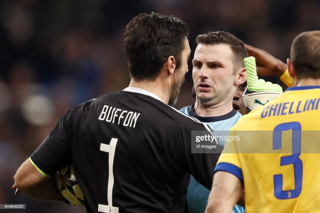 "UEFA Champions League""Real Madrid v Juventus FC"" : News Photo"