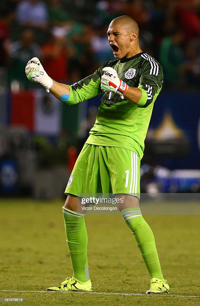 Mexico v Costa Rica: Group B - 2015 CONCACAF Olympic Qualifying