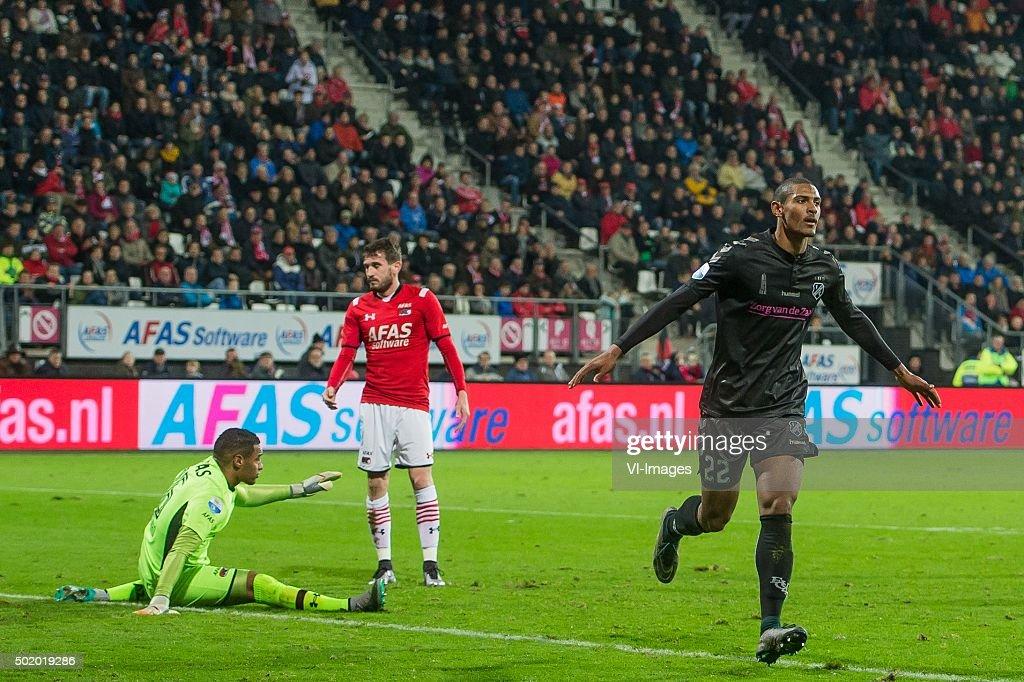 Dutch Eredivisie - 'AZ Alkmaar v FC Utrecht' : News Photo