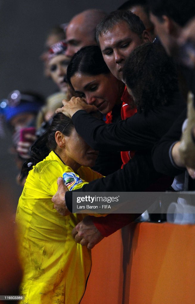 Japan v USA: FIFA Women's World Cup 2011 Final : Fotografía de noticias