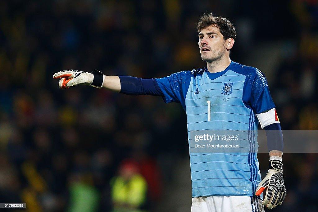 Romania v Spain - International Friendly