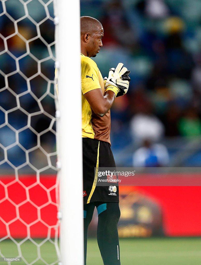 South Africa v Nigeria - 2013 Nelson Mandela Challenge
