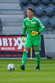 biel switzerland goalkeeper jonas omlin fc