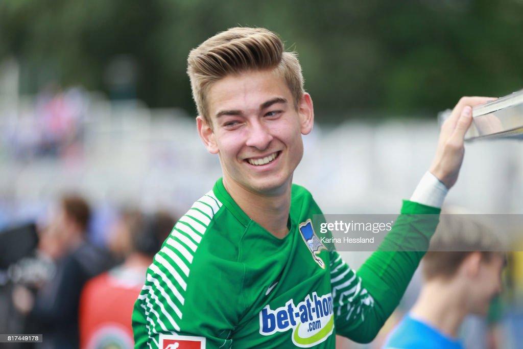 FC Carl-Zeiss Jena v Hertha BSC - Preseason Friendly