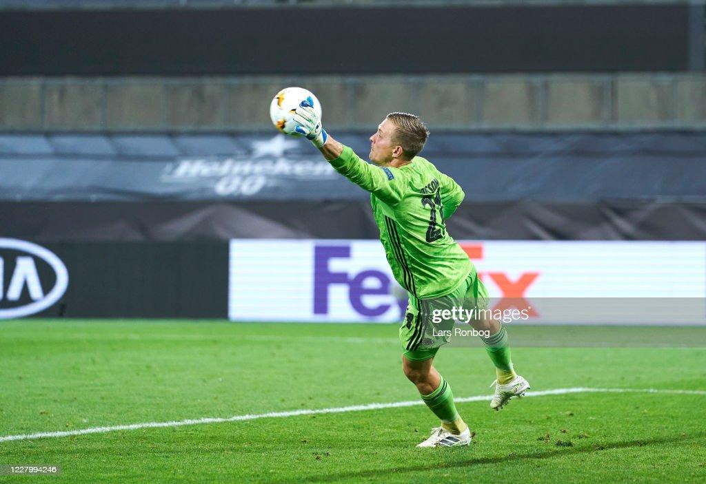 Manchester United vs FC Copenhagen - UEFA Europa League Quarter Final : News Photo