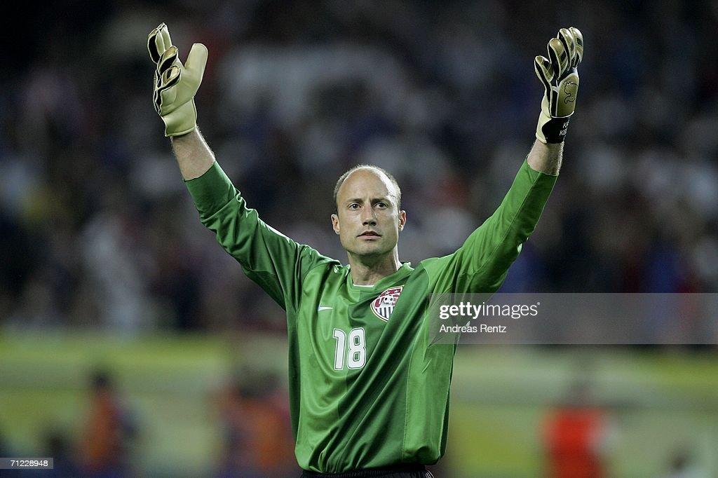 Group E Italy v USA - World Cup 2006 : News Photo