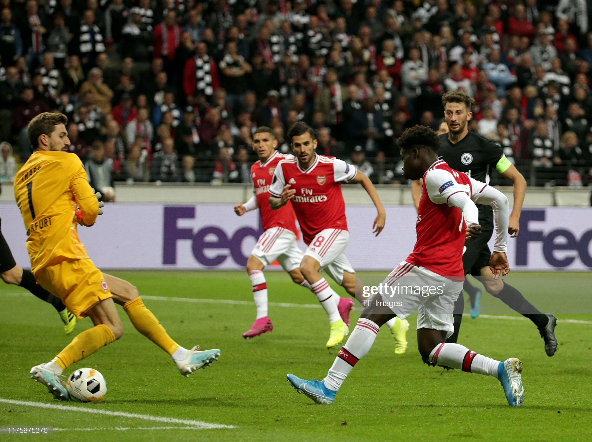 Arsenal v Eintracht Frankfurt preview, prediction and odds