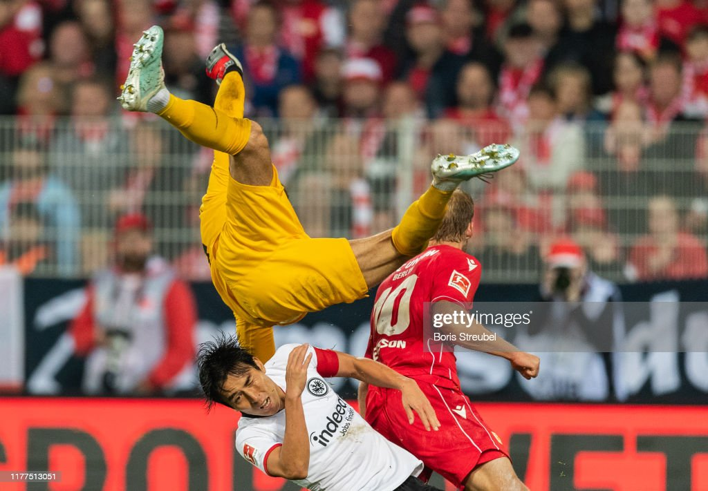 1. FC Union Berlin v Eintracht Frankfurt - Bundesliga : News Photo