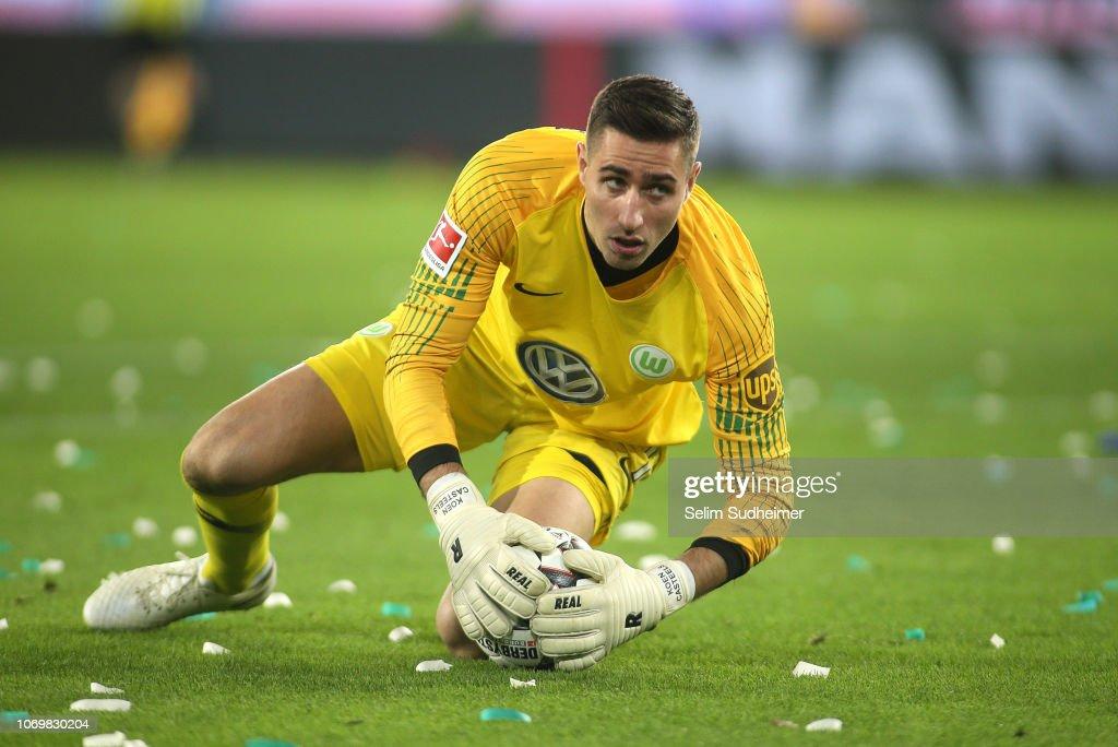 VfL Wolfsburg v TSG 1899 Hoffenheim - Bundesliga : News Photo
