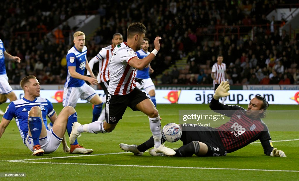 Sheffield United v Birmingham City - Sky Bet Championship