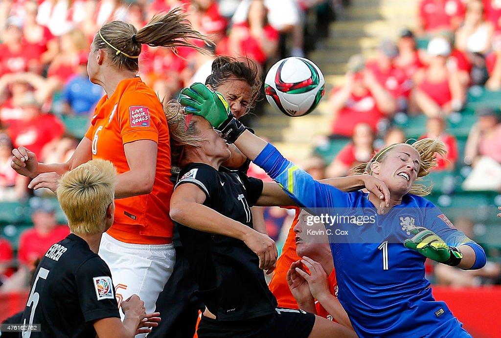 In Focus: Women's World Cup 2015 Round One