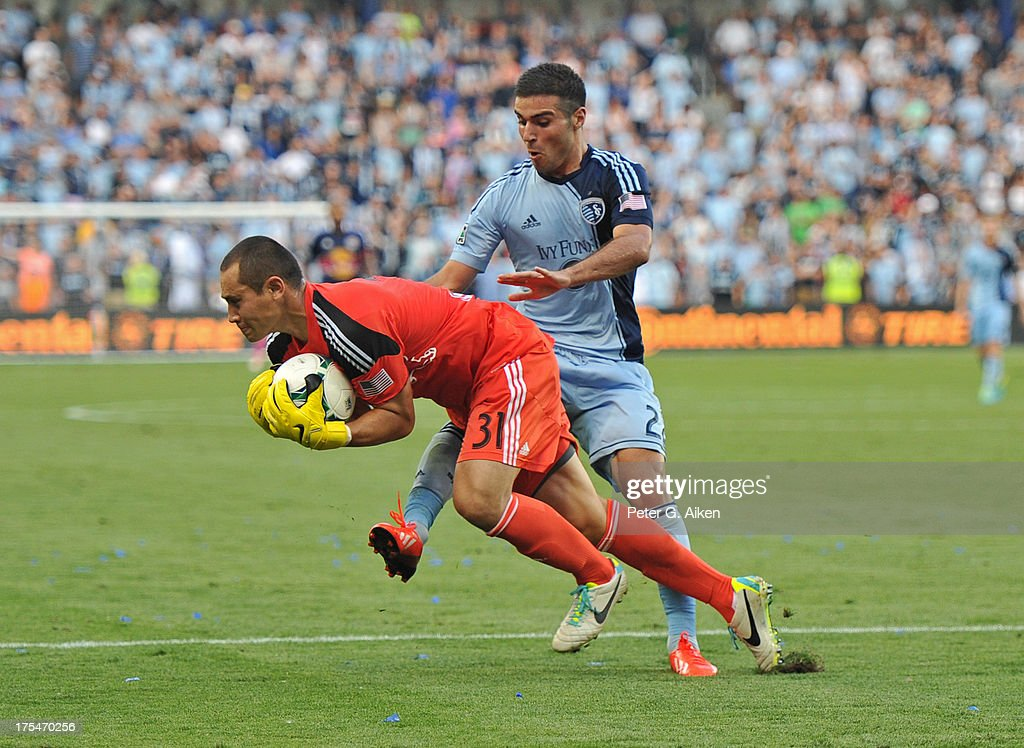 New York Red Bulls v Sporting Kansas City : News Photo