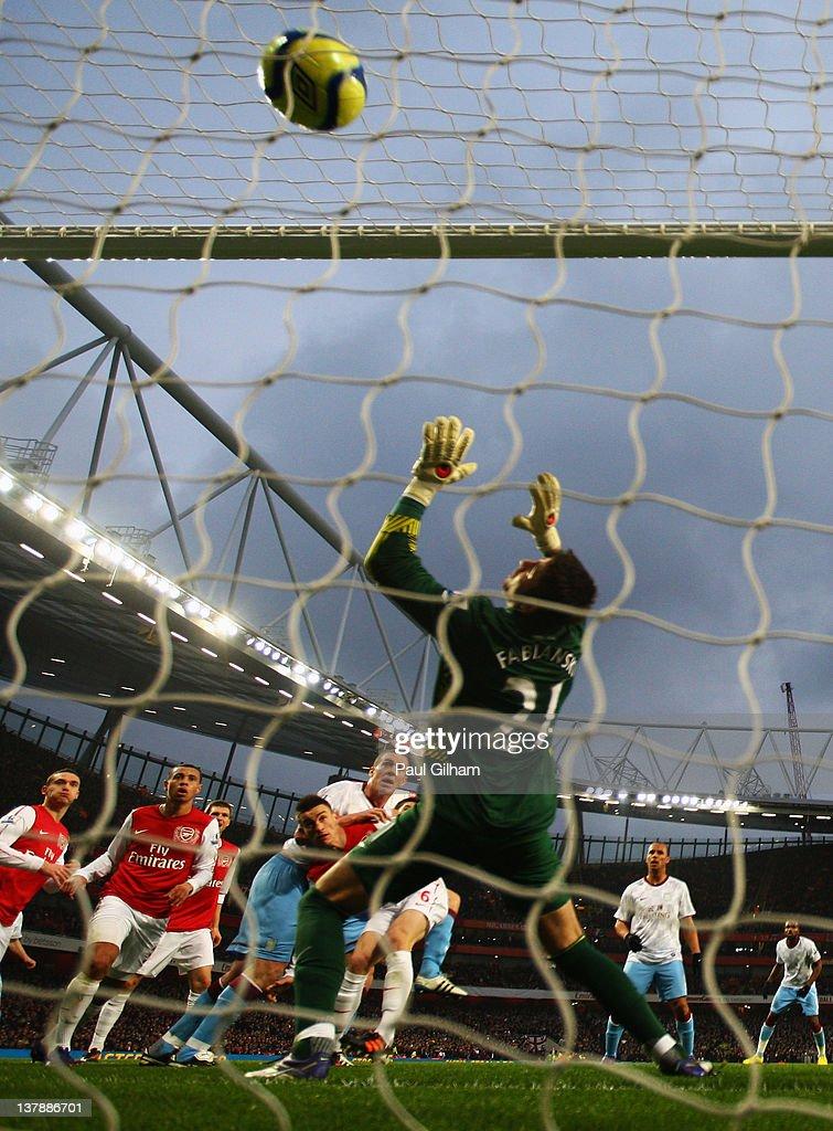Arsenal v Aston Villa - FA Cup Fourth Round