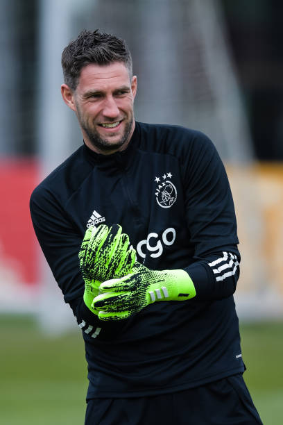 NLD: Ajax Training and Press Conference