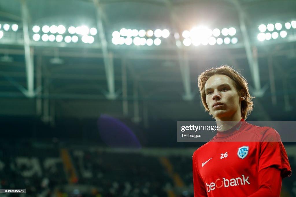 Besiktas v KRC Genk - UEFA Europa League - Group I : News Photo