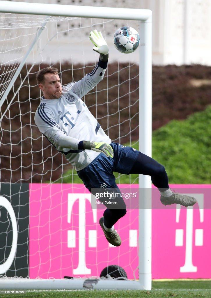 FC Bayern Muenchen Doha Training Camp - Day 2 : ニュース写真