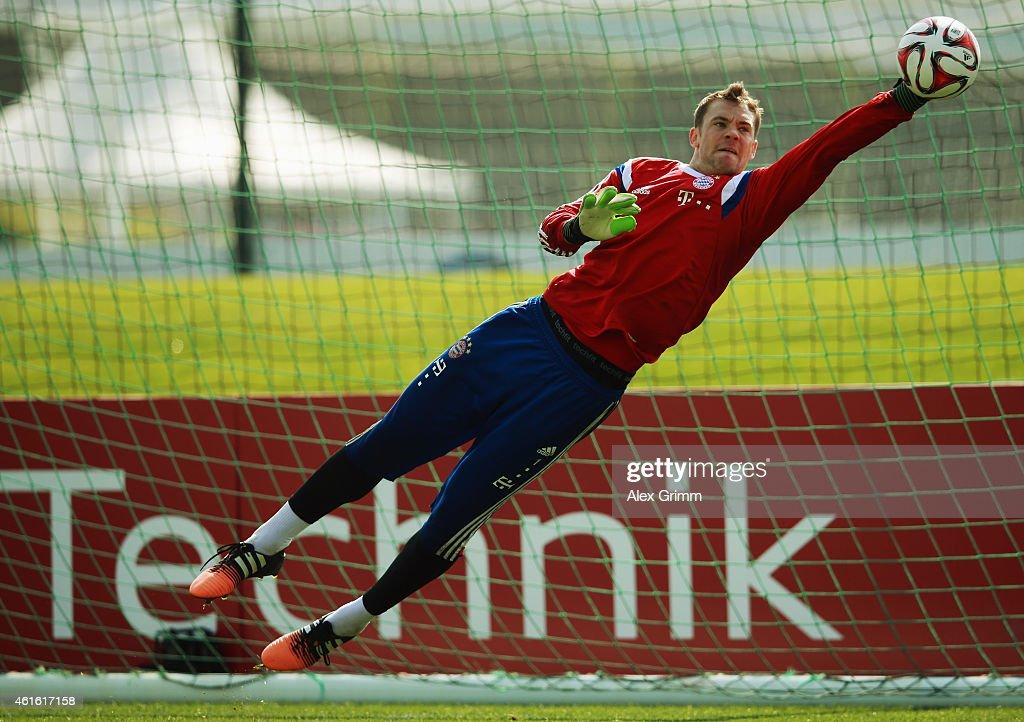 Bayern Muenchen - Doha Training Camp Day 8 : ニュース写真