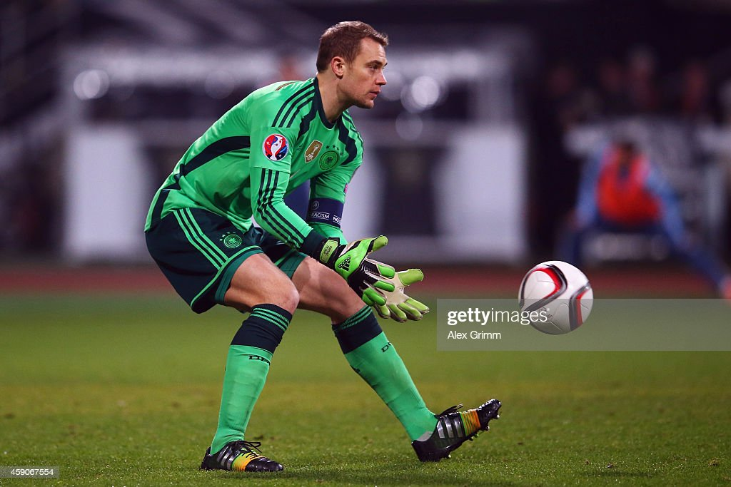 Germany v Gibraltar - EURO 2016 Qualifier : News Photo