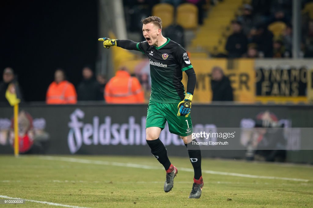 SG Dynamo Dresden v FC St. Pauli - Second Bundesliga : News Photo