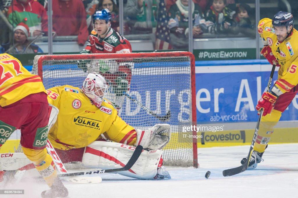 Augsburger Panther v Duesseldorfer EG - DEL