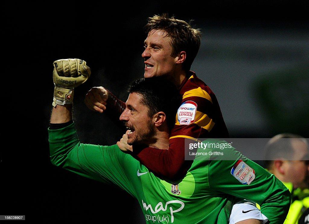 Bradford City v Arsenal - Capital One Cup Quarter Final : News Photo