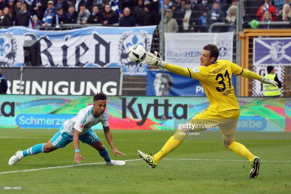 SV Darmstadt 98 v FC Schalke 04 - Bundesliga