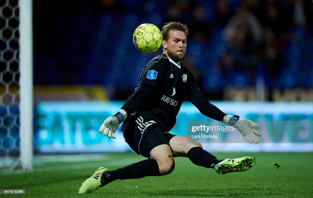 Randers FC vs Lyngby BK - Danish Alka Superliga : News Photo