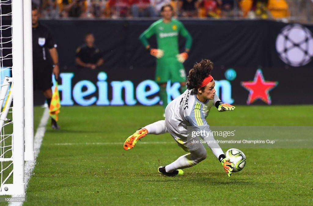 Borussia Dortmund v Benfica - International Champions Cup 2018