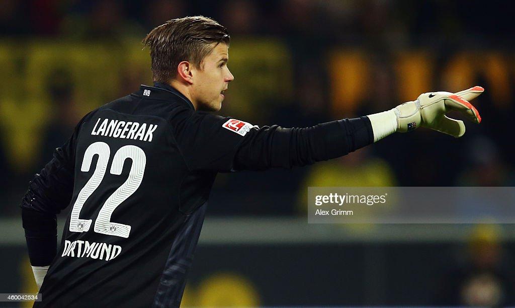 Borussia Dortmund v 1899 Hoffenheim - Bundesliga : ニュース写真