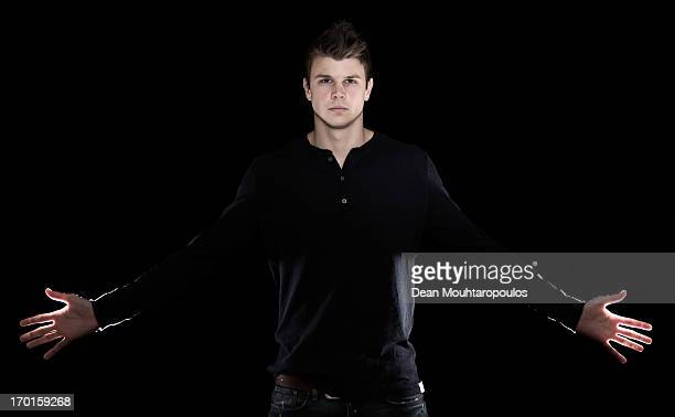 Goalkeeper Mitchell Langerak of Australia and club team Borussia Dortmund poses during a portrait session at the BVB Training Centre on March 13 2013...
