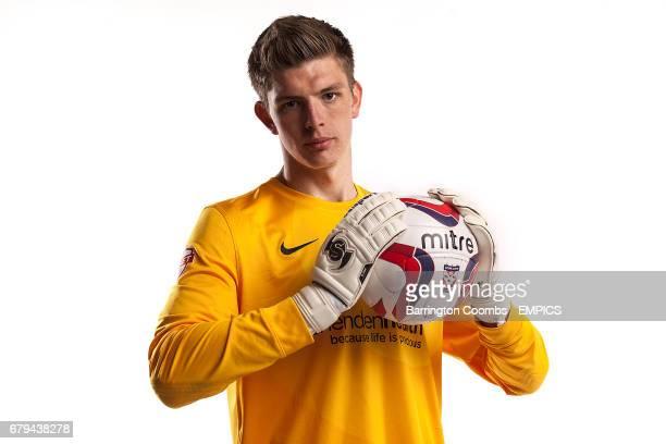 Goalkeeper Nick Pope York City