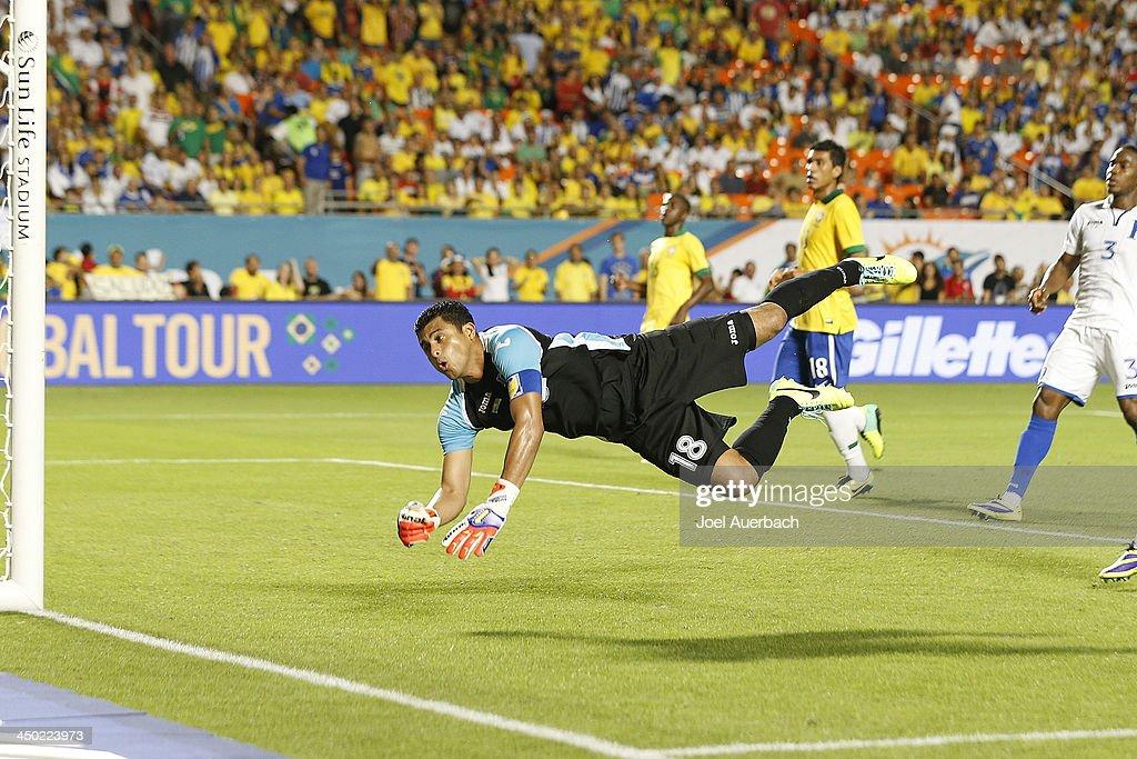 Honduras v Brazil