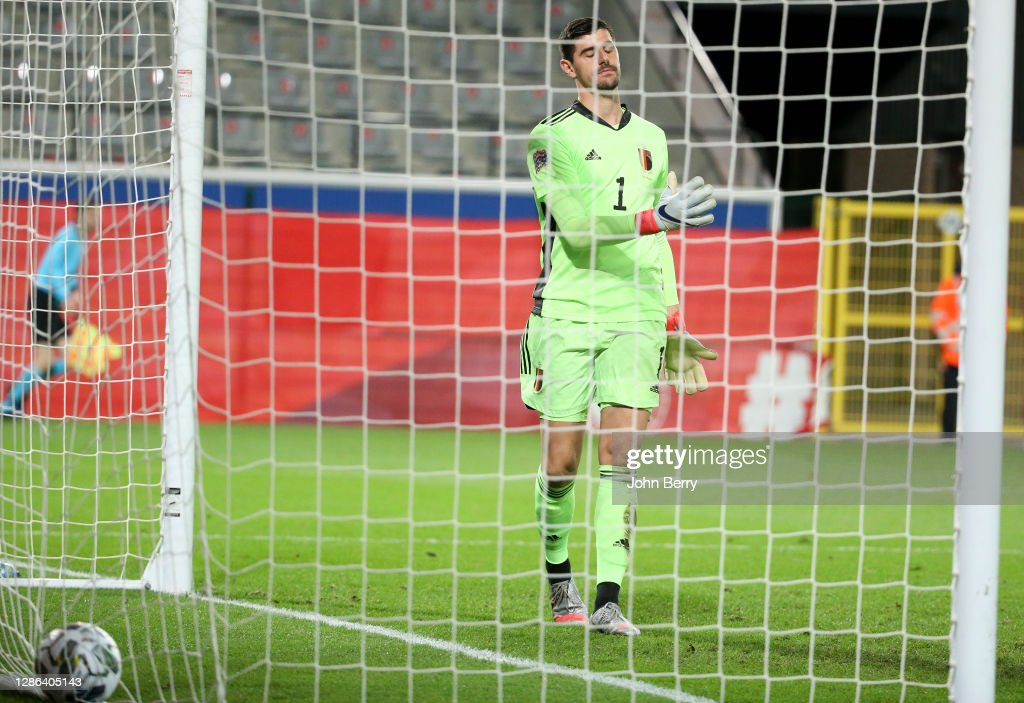 Belgium v Denmark - UEFA Nations League : News Photo