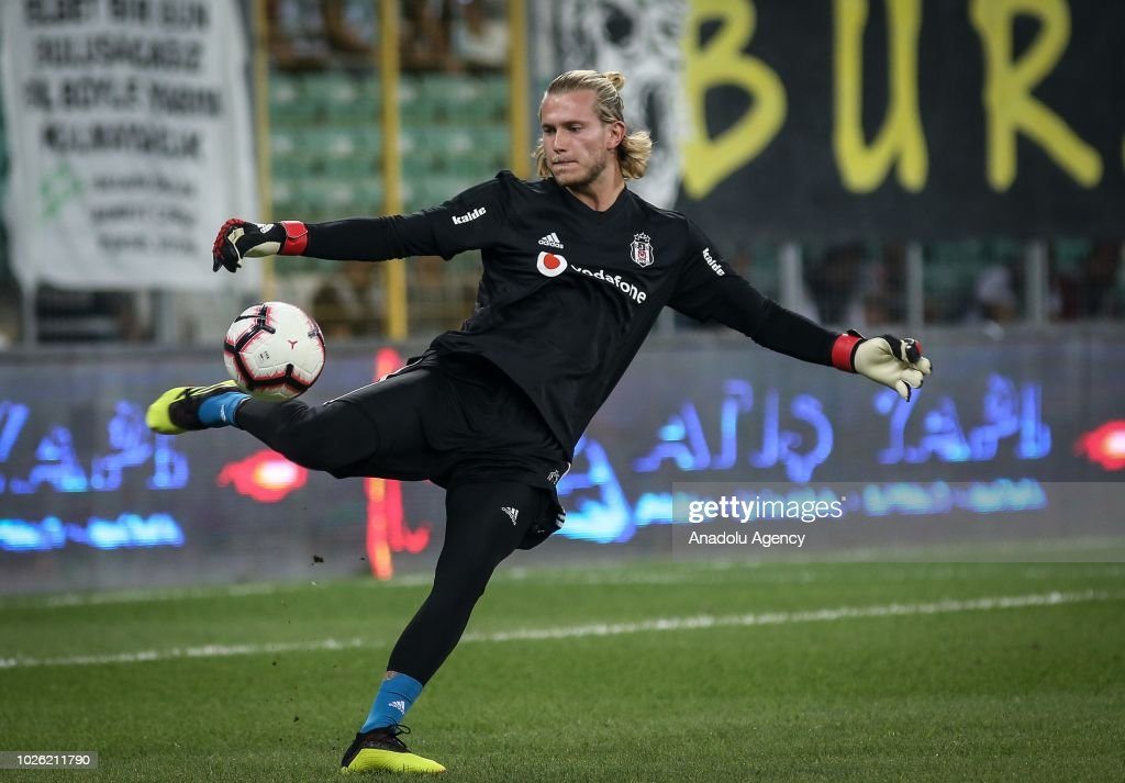 Image result for loris karius besiktas