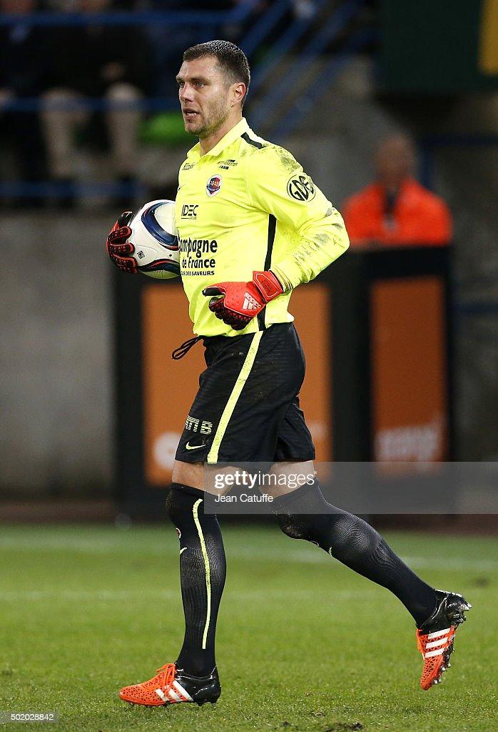 SM Caen v Paris Saint-Germain - Ligue 1