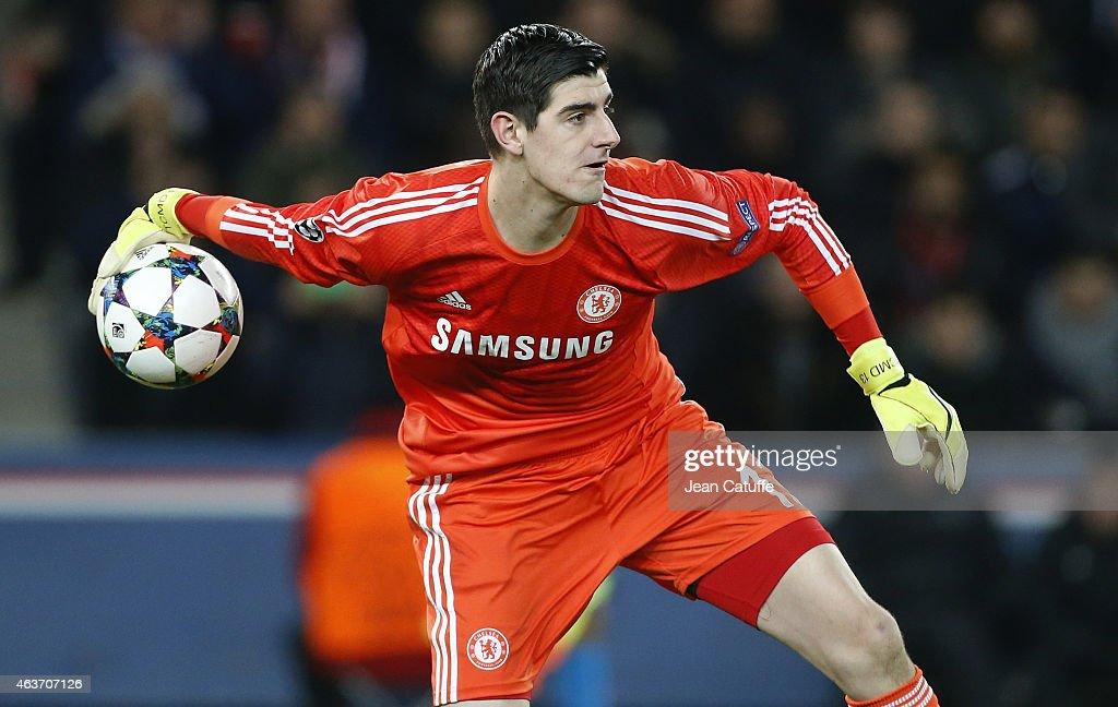 Paris Saint-Germain FC v Chelsea FC - UEFA Champions League : News Photo