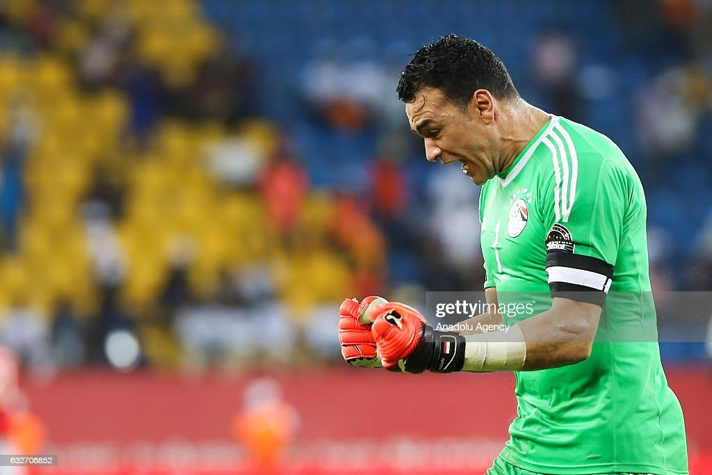 Ghana vs Egypt: African Cup of Nations 2017 : News Photo