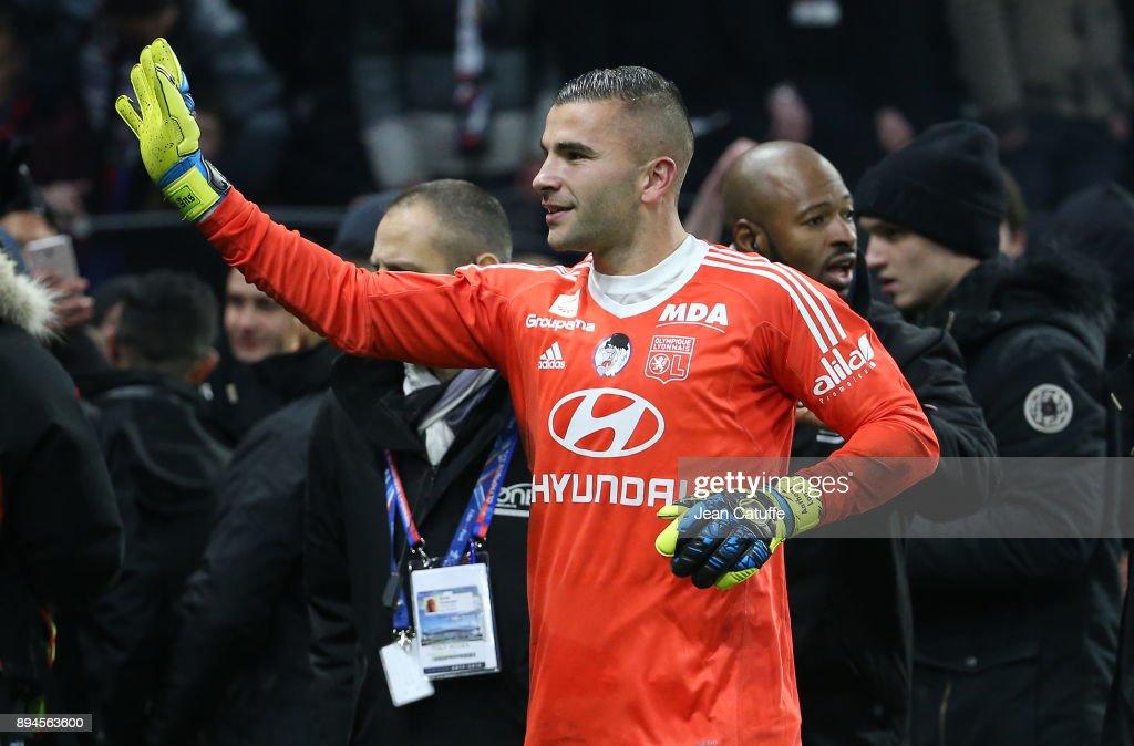 Olympique Lyonnais v Olympique Marseille - Ligue 1