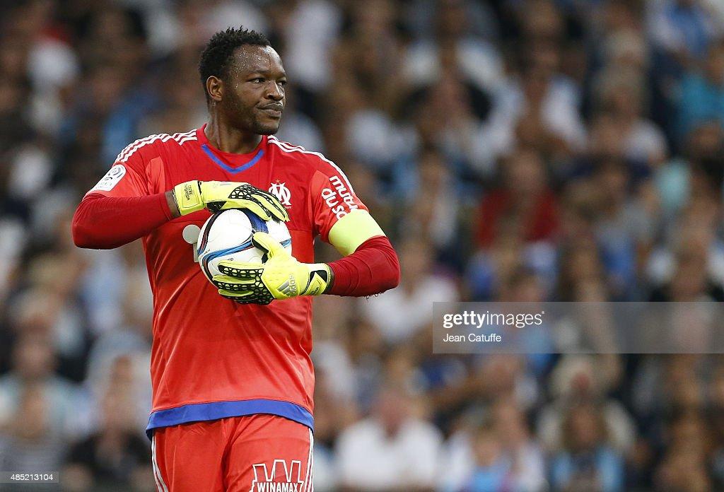 Olympique de Marseille v Troyes ESTAC - Ligue 1 : News Photo