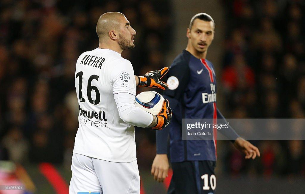 Paris Saint-Germain v AS Saint-Etienne - Ligue 1 : News Photo