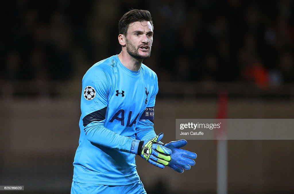 AS Monaco FC v Tottenham Hotspur FC - UEFA Champions League : Fotografía de noticias