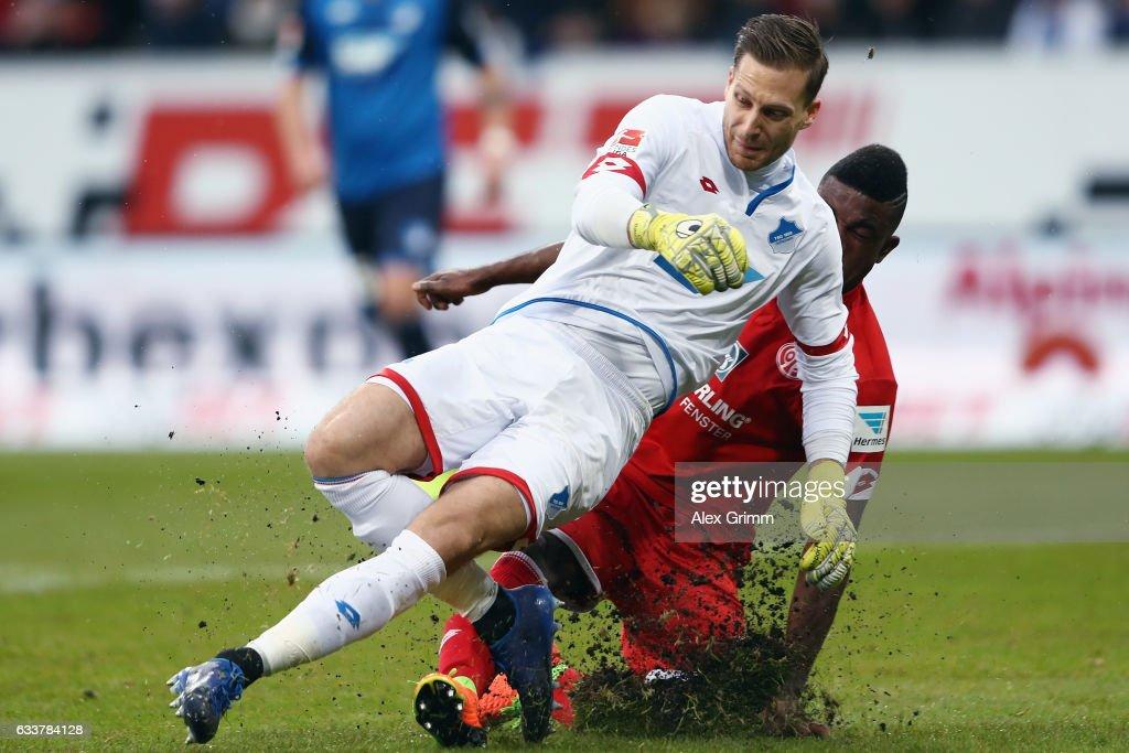 TSG 1899 Hoffenheim v 1. FSV Mainz 05 - Bundesliga