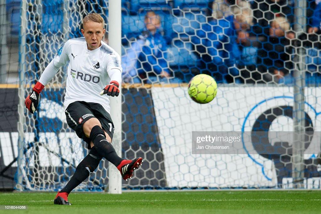 Randers FC vs AGF Arhus - Danish Superliga : Nachrichtenfoto