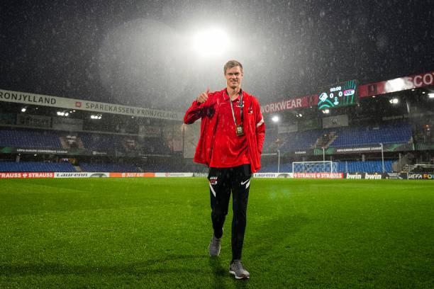 DNK: Randers FC v AZ Alkmaar: Group D - UEFA Europa Conference League